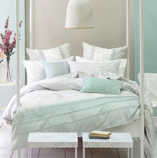 Mint Green Bedroom Decor: Color Of The Month: Mint