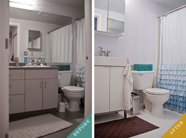 Bathroom-comparison