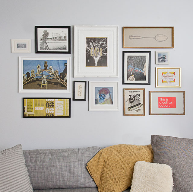 How To Create A Perfect Gallery Wall Mox Amp Fodder