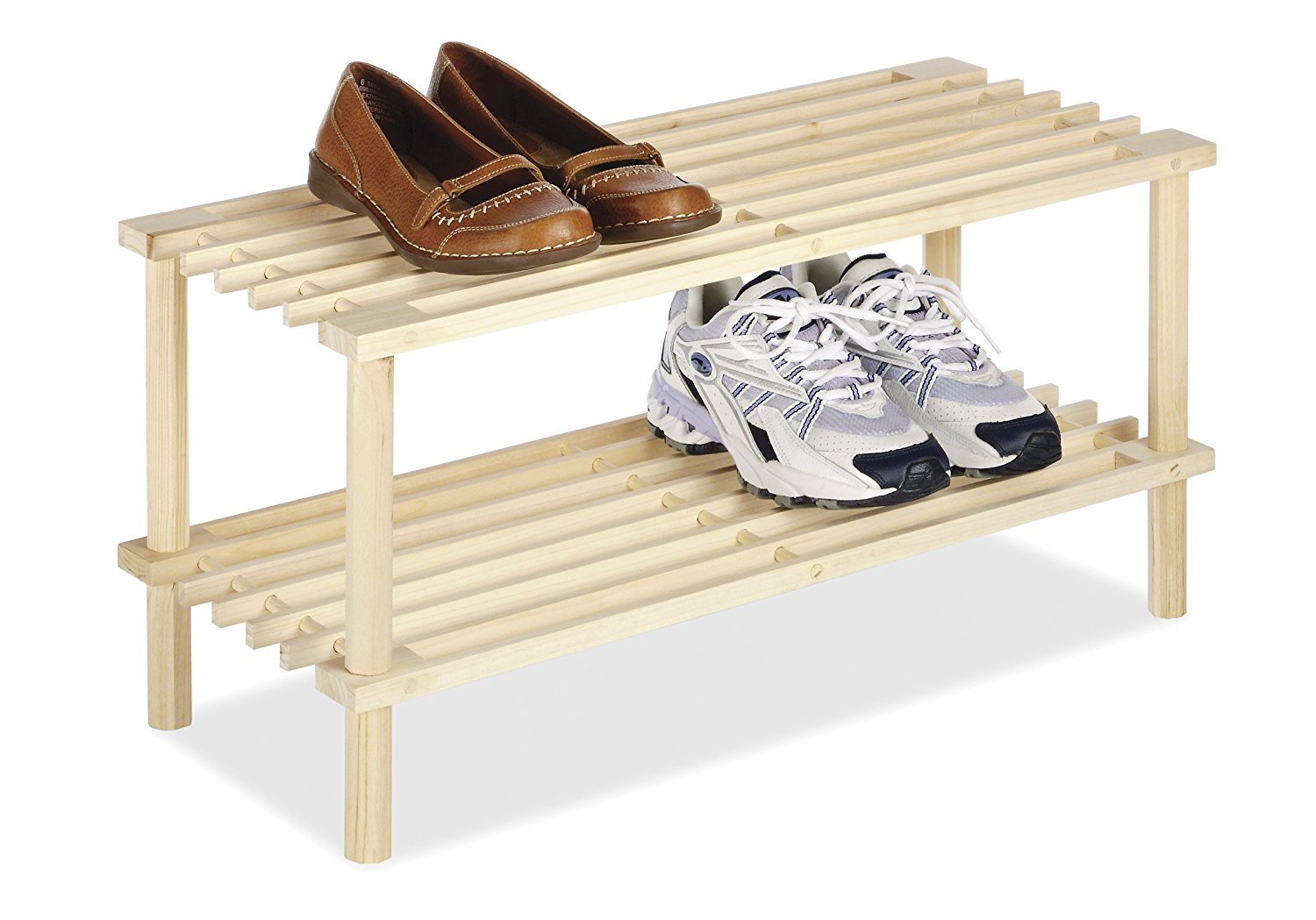 Upgrade A Cheap Shoe Rack Mox Fodder