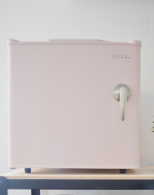 Fridge-Makeover-Pink